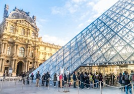 What to do in Paris - Paris: Louvre Museum Timed-Entrance Ticket