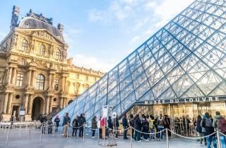 Paris: Louvre - Ticket mit reserviertem Zeitfenster