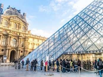 Paris: Louvre - Ticket mit reserviertem Zeitfenster. Foto: GetYourGuide