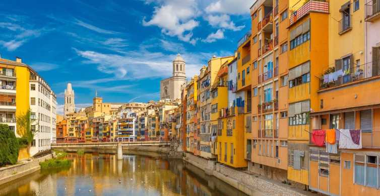 Girona and Costa Brava Guided Tour with Lunch