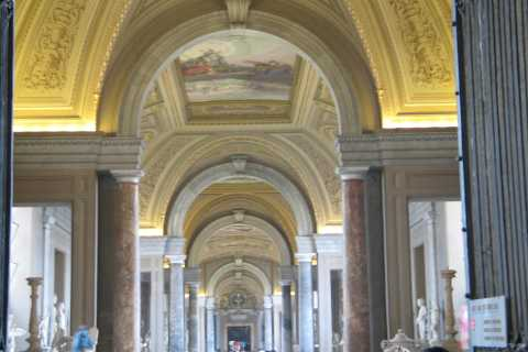 Vatican City: Small-Group Guided Art Tour