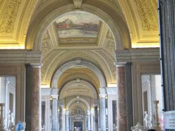 Vatikanstadt: geführte Kunstreise in kleiner Gruppe