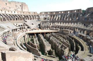 Rom: Kolosseum, Forum Romanum und Palatin Tour