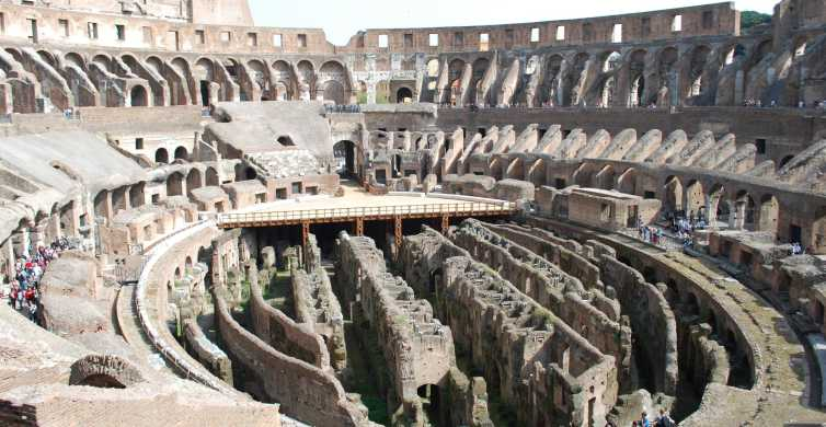 Rome: Tour of the Colosseum, Roman Forum and Palatine Hill