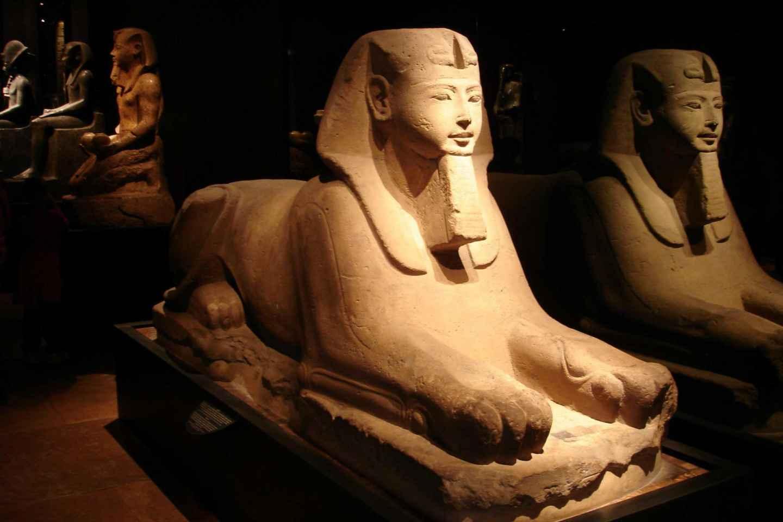 Turin: Geführte Besichtigung des Ägyptischen Museums in kleinen Gruppen