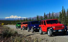 Denali: Highway Jeep Excursion