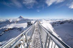 Genebra: Experiência Glacier 3000 e Montreux