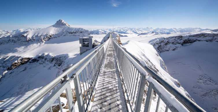 Geneva: Glacier 3000 Experience and Montreux
