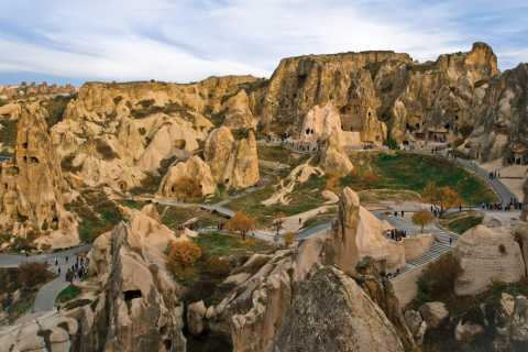 Two Days in Fairyland Cappadocia