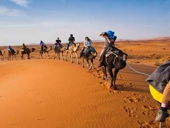 Marrakesch nach Merzouga: 3 Tage Wüstensafari