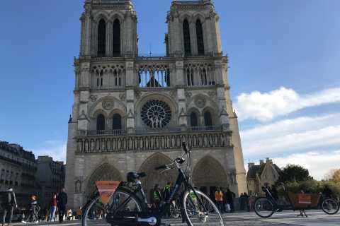 Paris Notre Dame: Full-Day Bike Rental