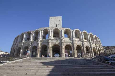 Arles, Saint-Rémy & Les Baux De Provence: Guided Tour