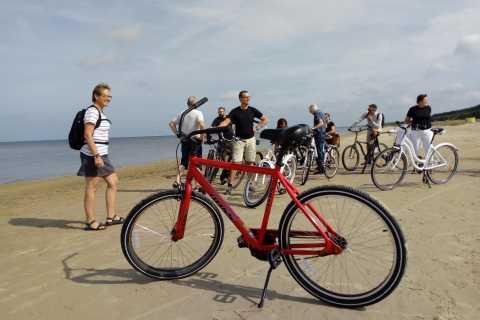 From Riga: Jurmala Sea Resort Bike Tour