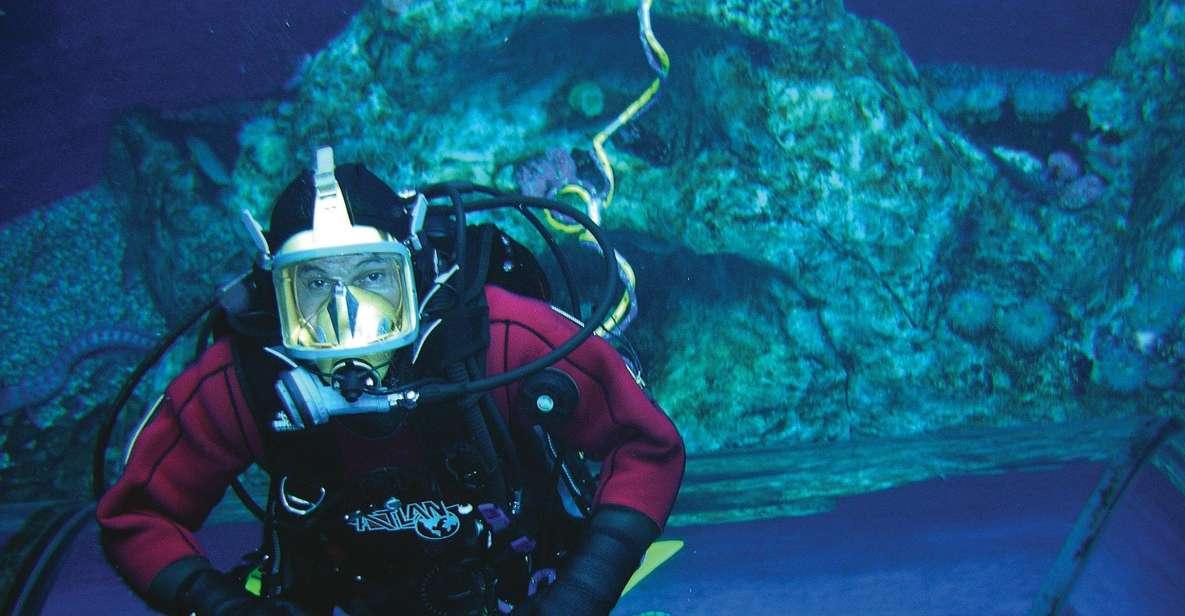 Aquarium du Quebec: Entry Ticket