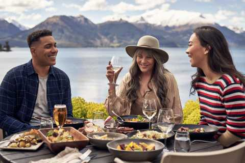 TSS Earnslaw: Queenstown Cruise & Walter Peak Gourmet BBQ
