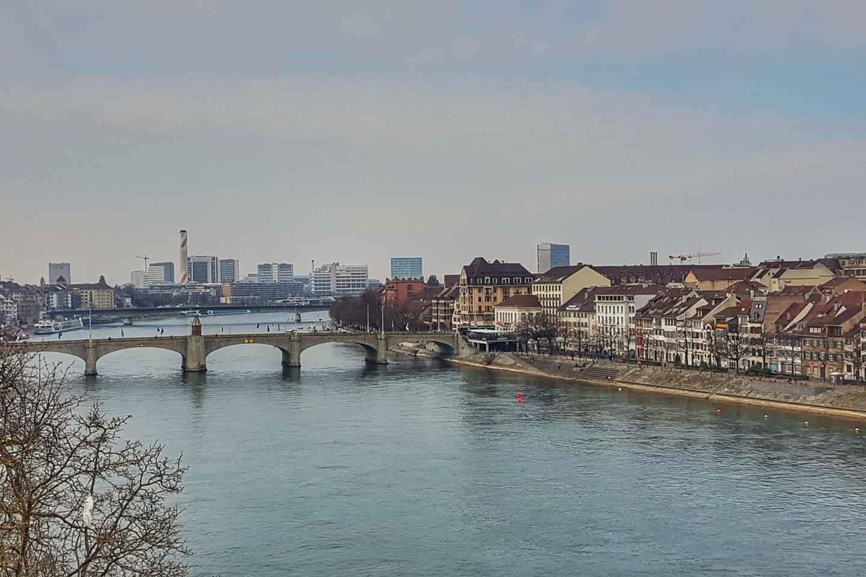 Basel: 4-stündige private Stadtrundfahrt