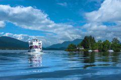 Loch Lomond: cruzeiro de 2 horas pela descoberta da ilha