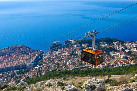 Split to Dubrovnik Full-Day Guided Tour