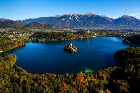 Från Ljubljana: 3 toppsevärdheter i Slovenien på dagsutflykt