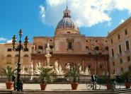 Privater 4-stündiger Rundgang durch Palermo