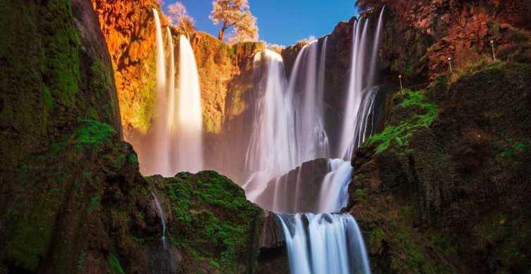Ouzoud Waterfalls Private Excursion from Marrakech