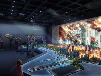 Chicago: Ausstellungsbesuch für das Architekturzentrum