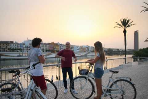 Seville: 3-Hour Sunset Bike Tour
