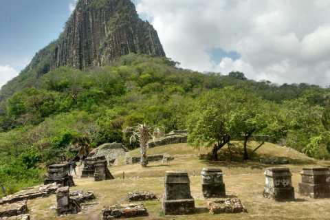 From Veracruz: Quiahuiztlan, Cempoala & La Antigua Tour