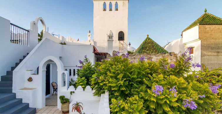 From Malaga: Private Tour of Tangier, Tetouan, or Asilah