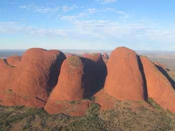 Lake Amadeus, Uluru und Kata Tjuṯa: Helikopter-Tour