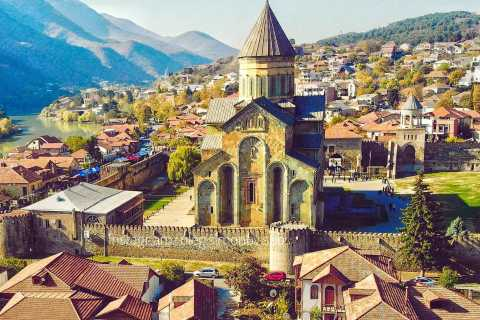 Mtskheta: Ancient Capital of Georgia Private Half-Day Tour