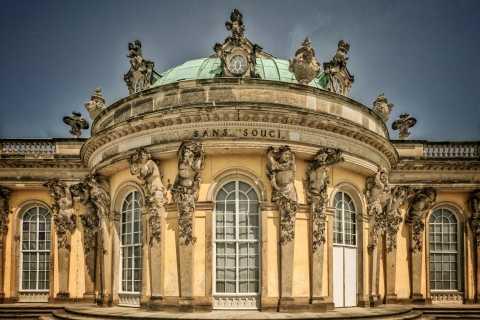 Ab Berlin: Geführte Privat-Tour durch Potsdam mit dem Auto