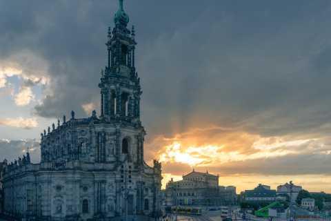 Dresda: tour guidato di andata e ritorno da Berlino
