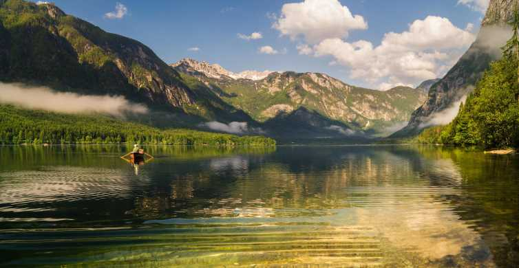 Bled and Bohinj Alpine Lakes Tour from Ljubljana