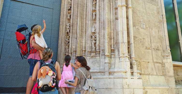 Valencia: Guided Family Walking Tour
