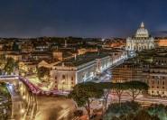 Vatikanische Museen und Sixtinische Kapellen-Nachttour