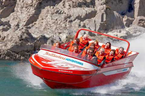 Hanmer Springs Jet Boat Adventure Tour
