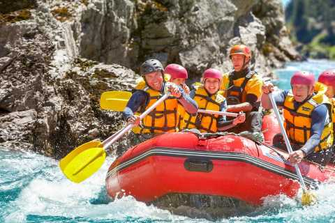 Hanmer Springs 2-Hour White Water Rafting Tour
