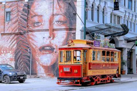 Christchurch: Tramway Vintage, Punt and Gondola Ride Combo