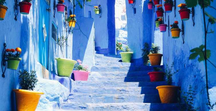 Chefchaouen: Day Tour to the Blue Town from Fez