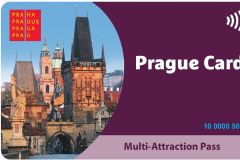 Prague City Card: 2, 3 ou 4 Dias