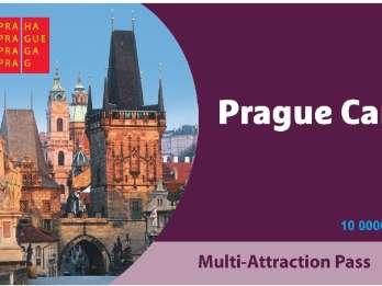 Prag City Card: 2, 3 oder 4 Tage
