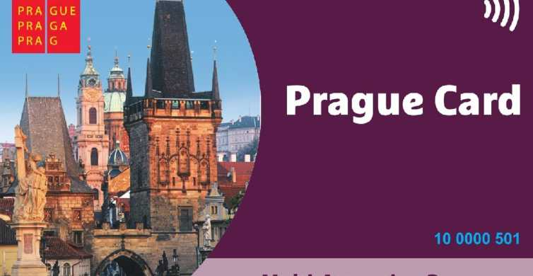 Prague Card: 2, 3 o 4 giorni
