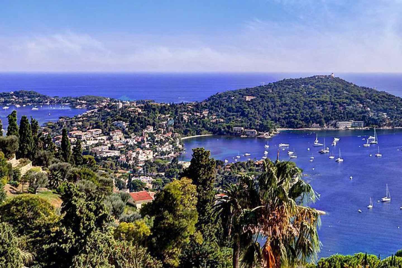 Ab Nizza: Tour nach Eze, Monaco und Monte-Carlo