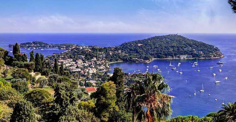 Desde Niza: Èze, Mónaco y Montecarlo