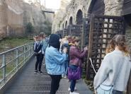 Von Neapel: Pompeji und Herculaneum mit traditionellem Mittagessen