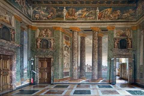 Rome: Villa Farnesina Raphael Frescoes Tour