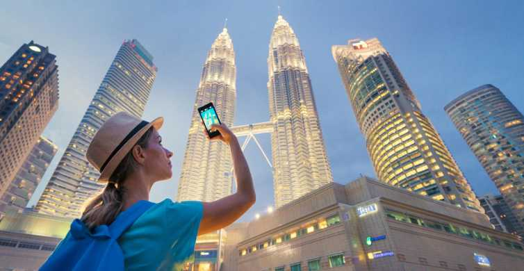 Skip-the-Line Petronas Towers Tickets with Hotel Delivery