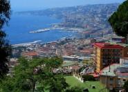 Ganztägige Tour von Neapel und Amalfiküste von Rom