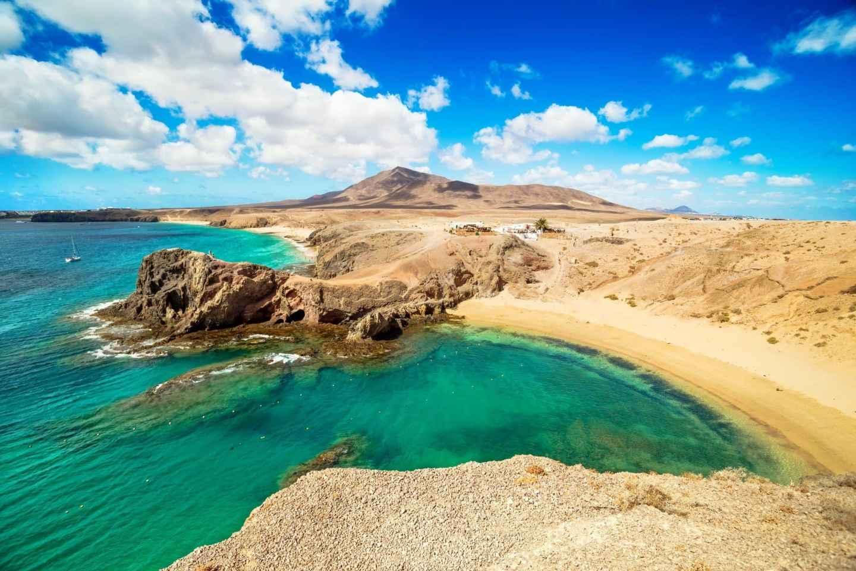 Fährüberfahrt & Bustransfer nach Lanzarote